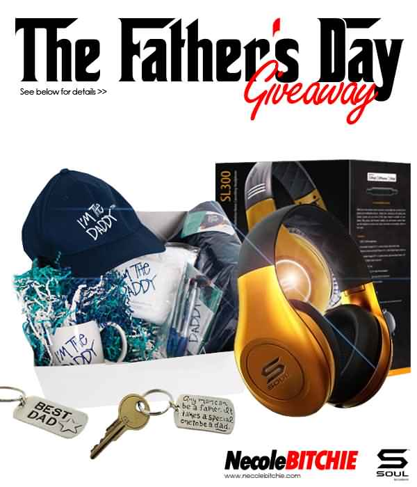 Happy Father's Day Give Away