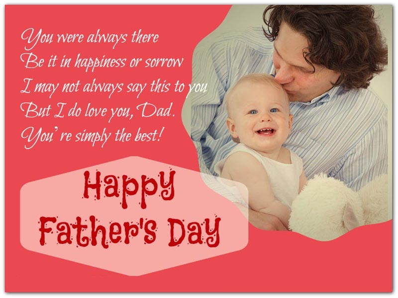 Happy Father's Day Quotes Greetings Image
