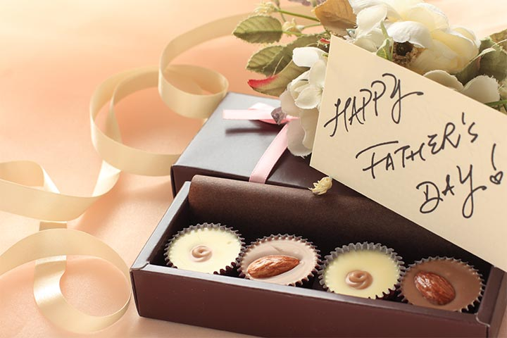Happy Father's Day Sweets Greetings