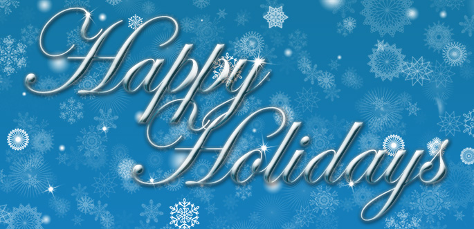 Happy Holiday Wishes Message Image