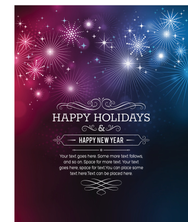 Happy Holidays Happy New Year Wishes Message