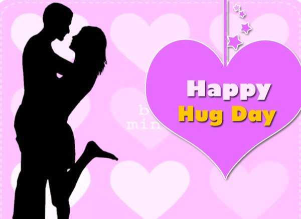 Happy Hug Day Wishes Image