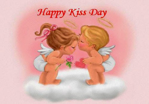 Happy Kiss Day Wihses