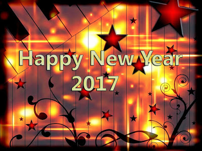 Happy New Year 2017 Greetings Wallpaper
