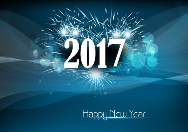 Happy New Year 2017 Wishes Image