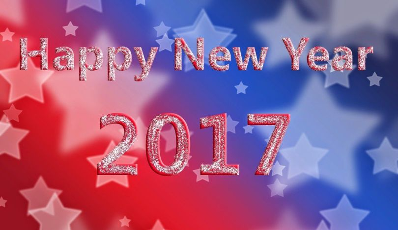 Happy New Year 2017 Wishes & Wallpaper