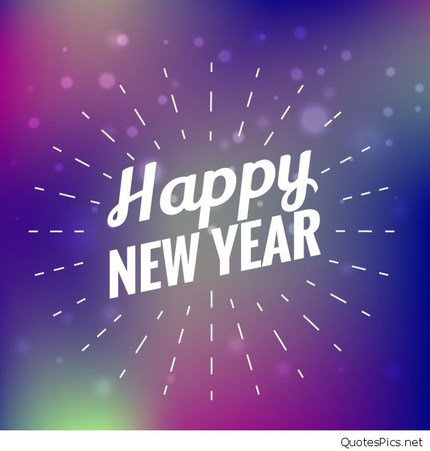 Happy New Year Awesome Wallpaper