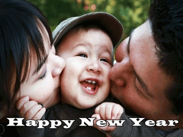 Happy New Year Have A Great Year Wishes Image