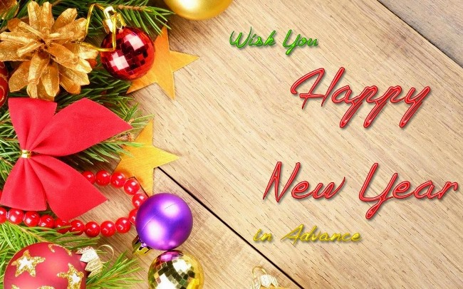 Happy New Year Hd Wallpaper Download Image