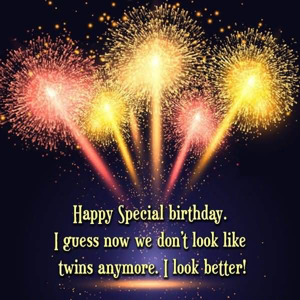 Happy Special Birthday Greetings Image