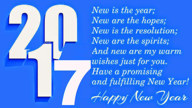 Have A Great Year Ahead Happy New Year Greetings Message