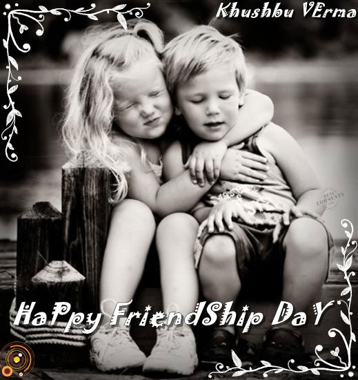 Have A Sweet Friendship Day Wishes Image