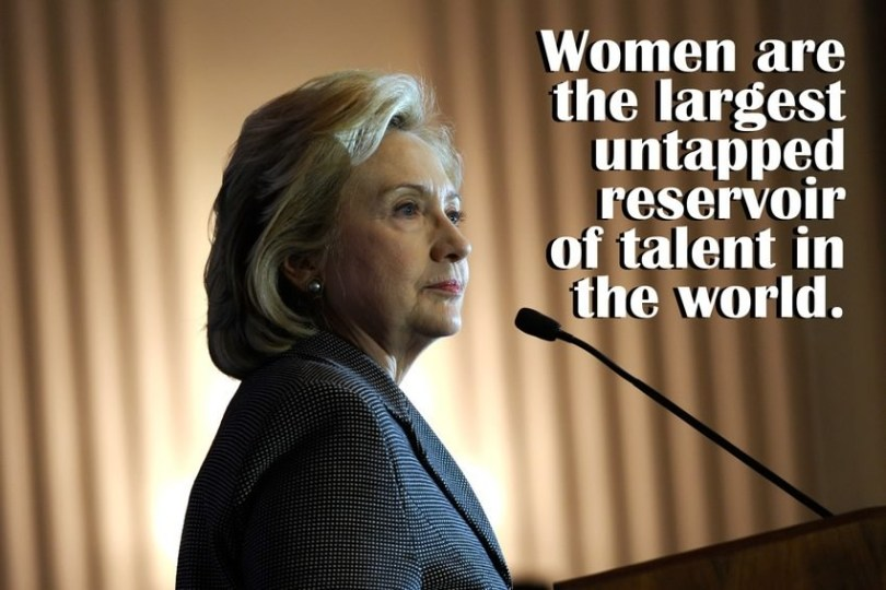 Hillary Clinton Quotes Sayings 07