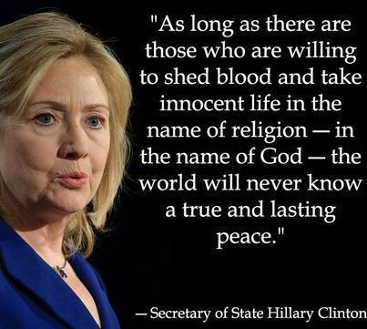 Hillary Clinton Quotes Sayings 14
