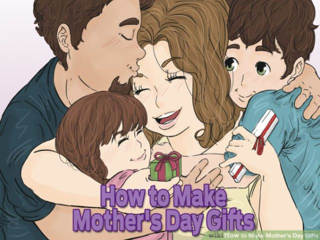 How To Make Happy Mothers Day Gift