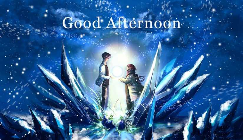 Incredible Good Afternoon Wishes Wallpaper