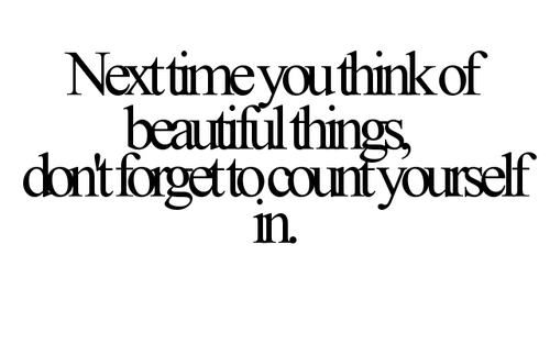 Inspirational Beauty Quotes Sayings 7