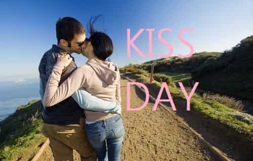 Kiss Day Picture