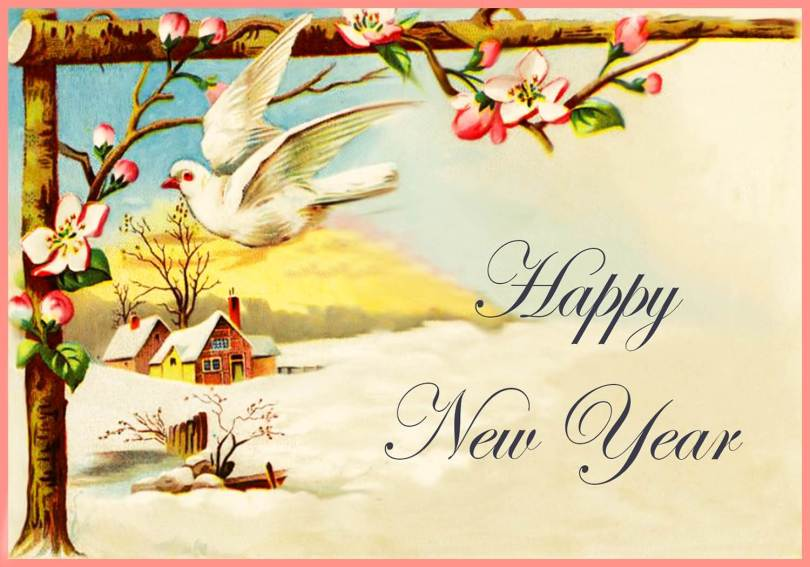 Latest New Year Sms