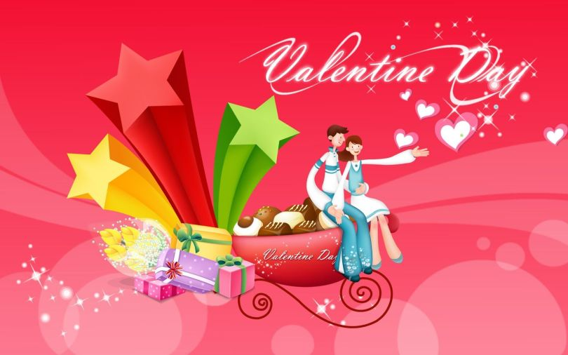 Love Is The Greatest Gift Of All. Happy Valentine's Day