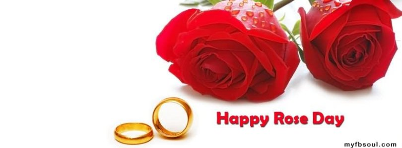 Lovely Happy Rose Day Greeting Idea Picture