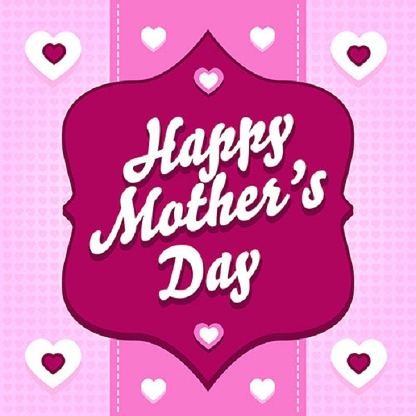 Lovely Mom Wish Happy Mothers Day Image