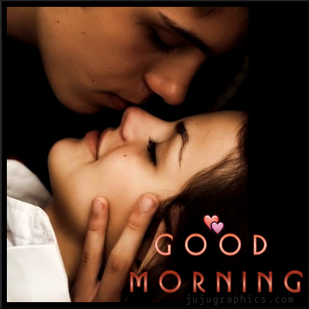 Lover Good Morning Wishes Image