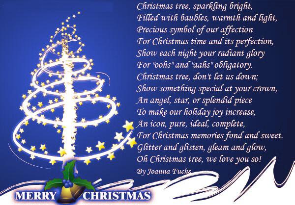 Merry Christmas Beautiful Poem