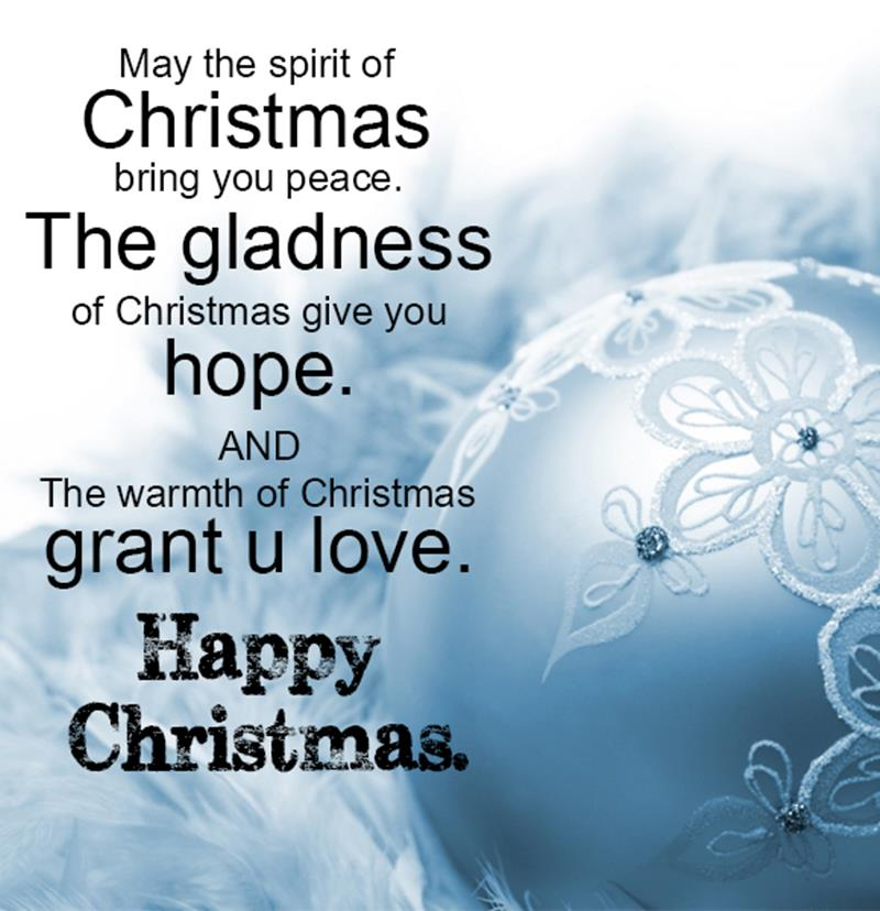 Merry Christmas Quotes From Santa