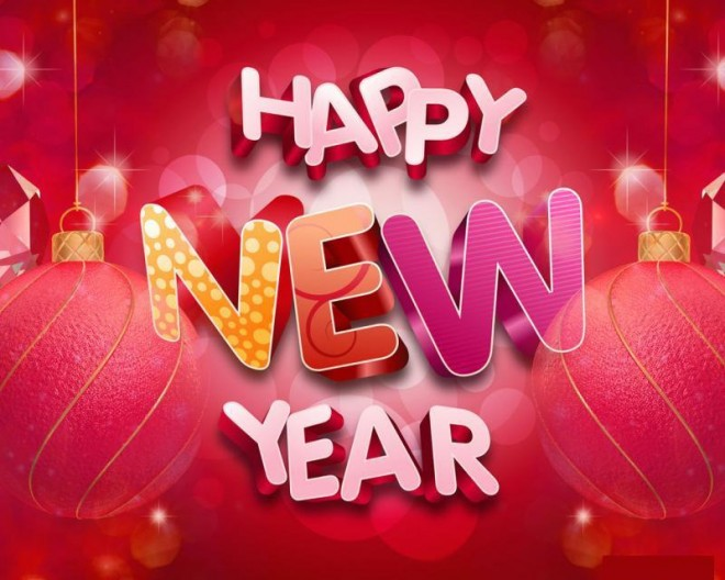 Message To Friends Happy New Year