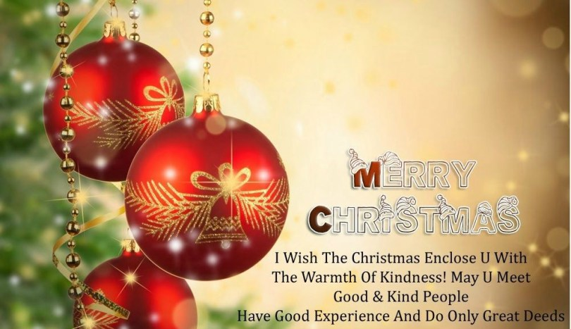 Mind Blowing Merry Christmas Saying Picture