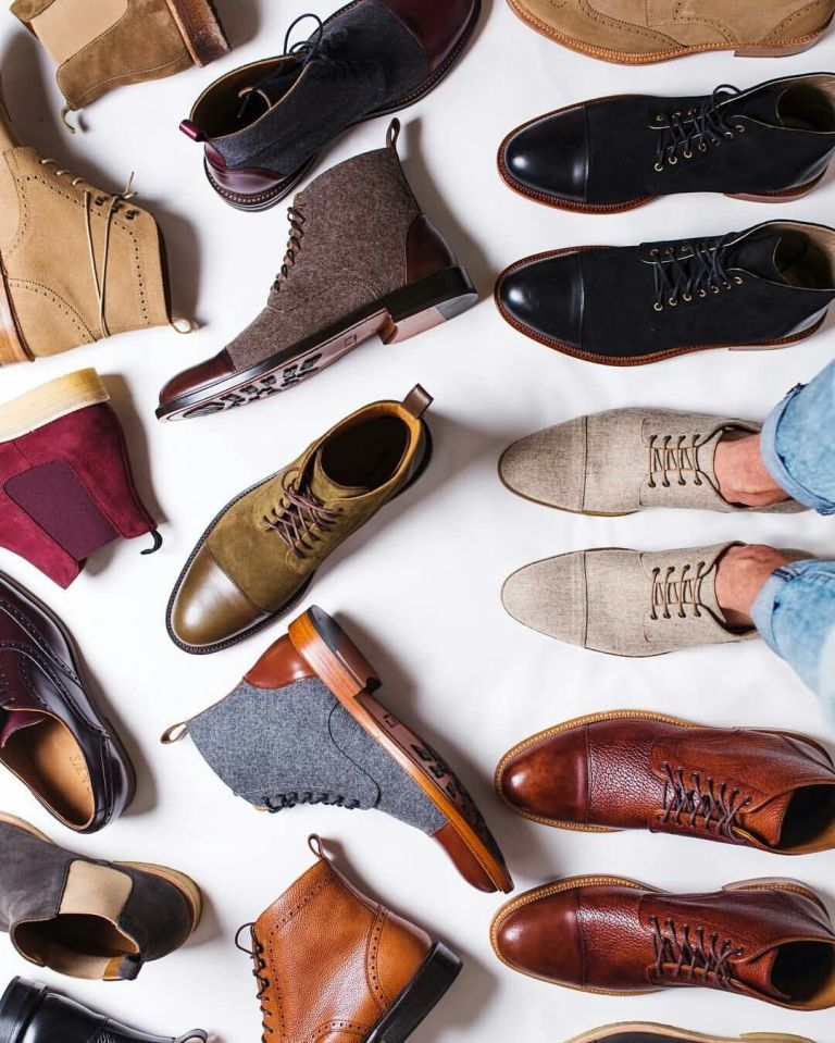 Mind Blowing Winter Shoes Collection For Men's