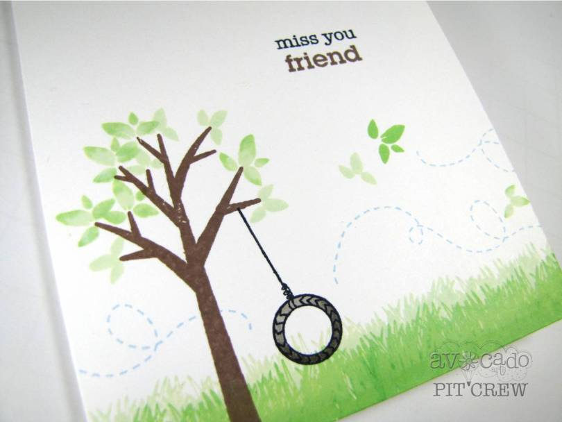 Miss You Chilhood Friend Greetin E Card