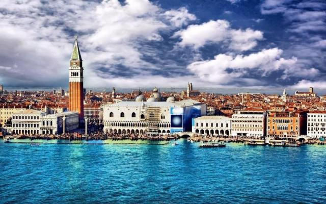 Most Amazing Venice City Full HD Wallpaper