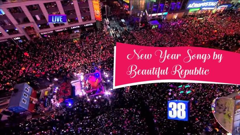 People Celebrate New Year Graphics Wishes Image