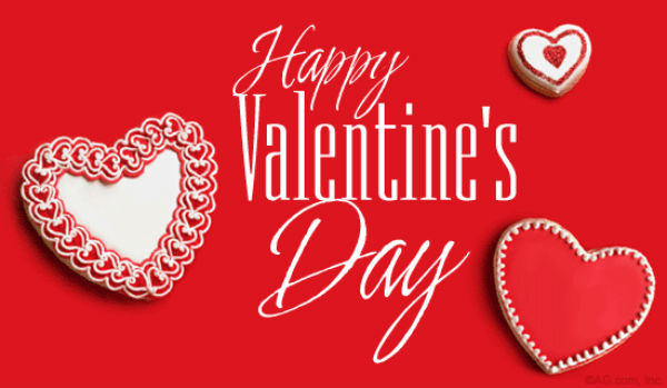 Perfect Happy Valentine Day Lovely Message
