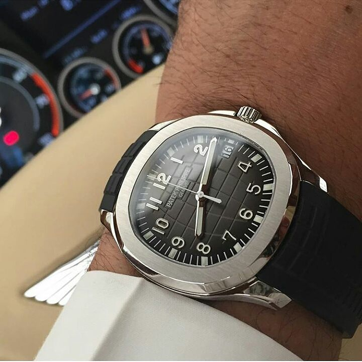 Professional Patek Philippe Watch With Cool Dial