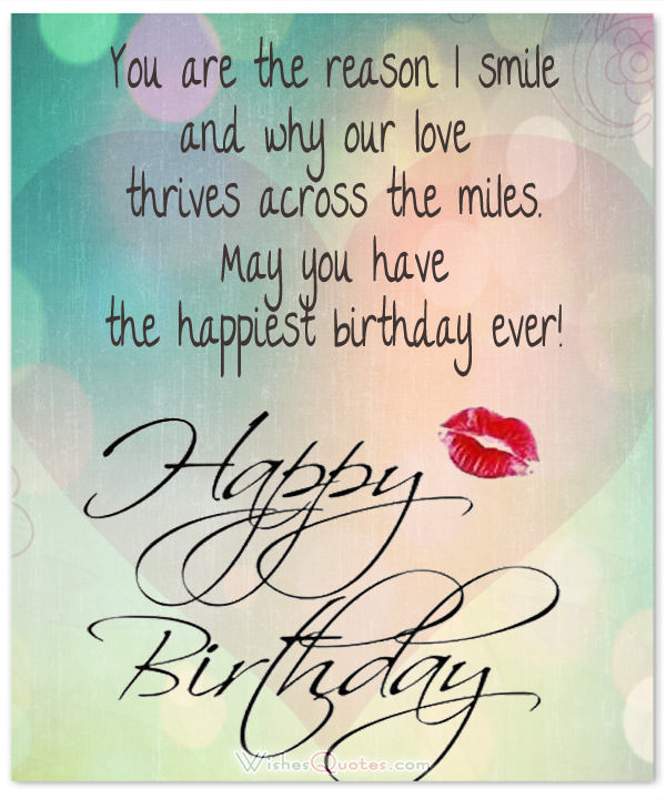 The Happiest Birthday Ever Happy Husband Wishes Message Image