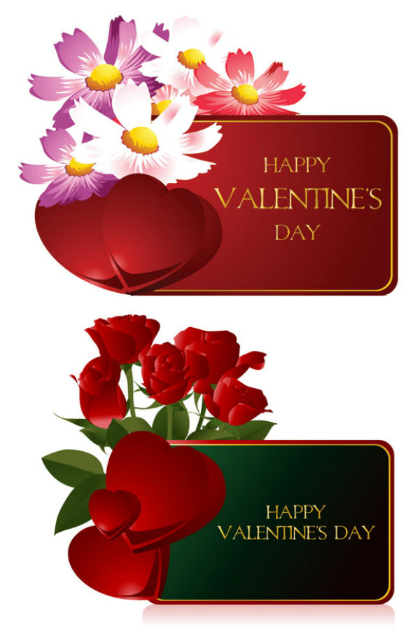 To My Girlfriend Happy Valentine Day Greetings