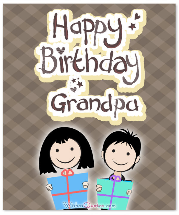 To My Greatest Grandpa Happy Birthday Wishes Card Image