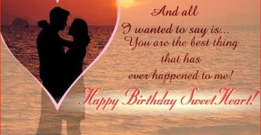 To My Greatest Hubby Happy Birthday Sweetheart Image