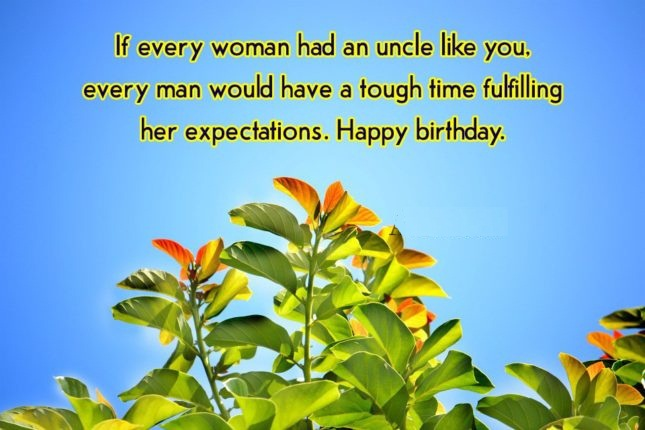 Uncle Like You Happy Birthday Greetings Image