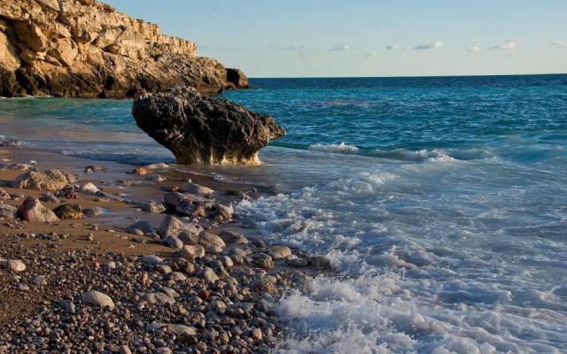 Very Beautiful Beach Vacations Full HD Wallpaper