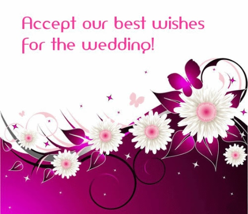 Wedding Wishes Picture
