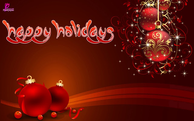 Wish You A Very Happy Holiday Image