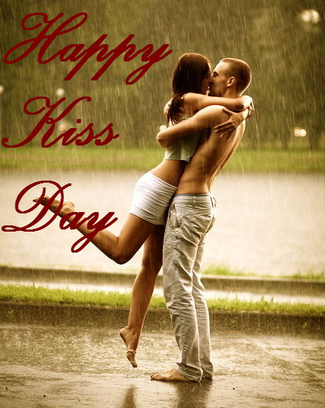 Wish You A Very Happy Kiss Day Picture