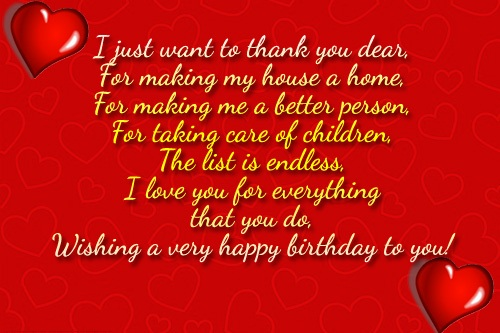 38 Wonderful Wife Birthday Wishes Quotes Image For All The Husbands Happy 38 Birthday Wishes