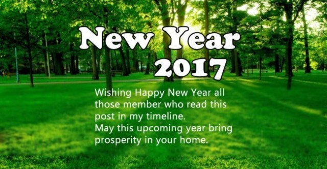Wishing Happy New Year All Wishes Image