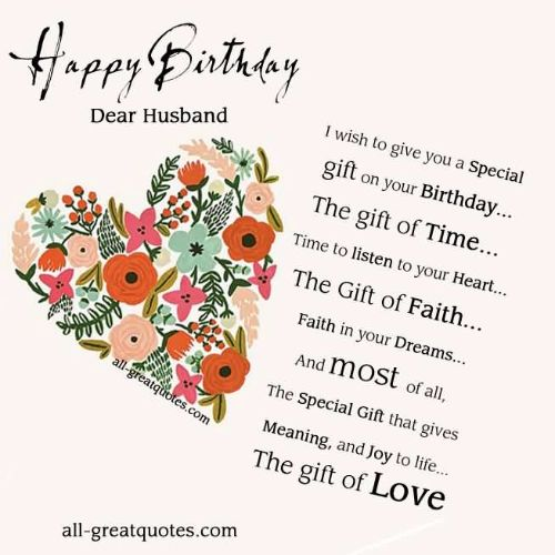 50 Best Husband Birthday Wishes Image Picsmine Husband Wishing Happy Birthday
