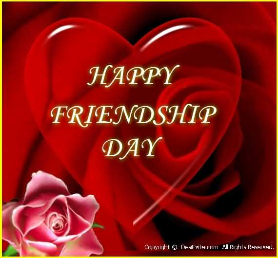 Wonderful Happy Friendship Day Wishes Image
